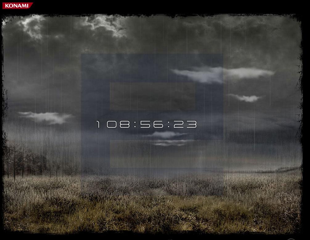 Kojima's site Updated! (end of first countdown) Kojima10