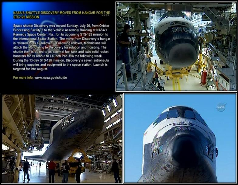 [STS-128] Discovery : préparatifs 110