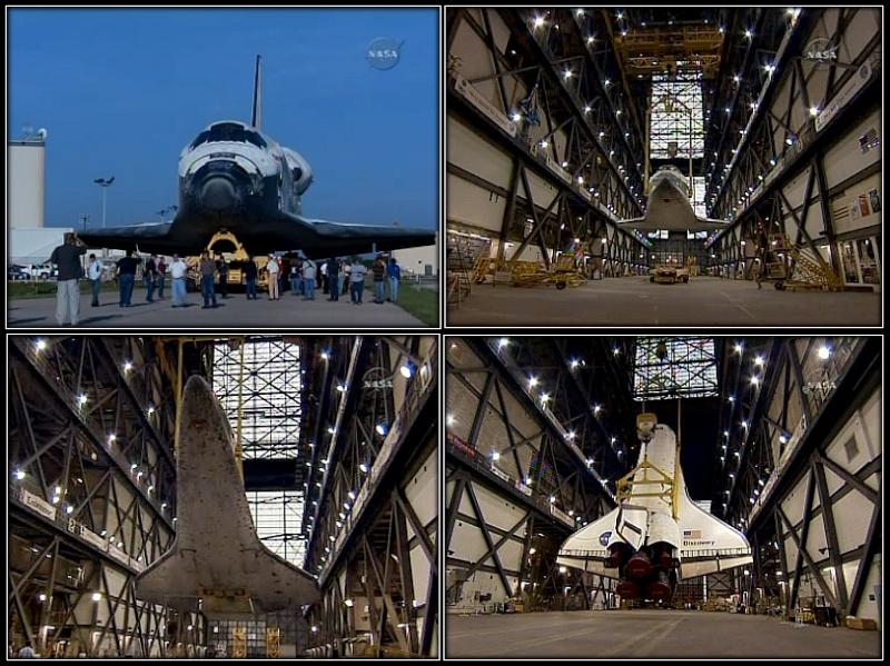 [STS-128] Discovery : préparatifs 210