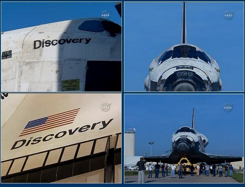 [STS-128] Discovery : préparatifs 410