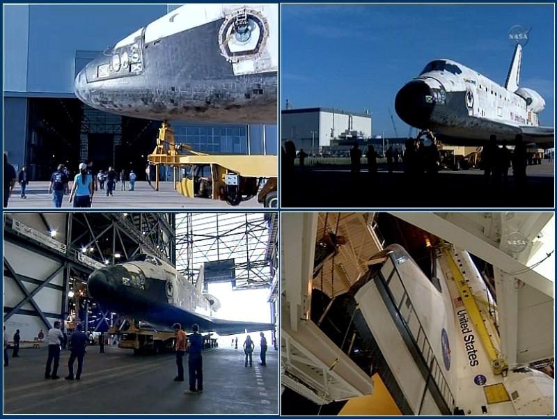 [STS-128] Discovery : préparatifs 510