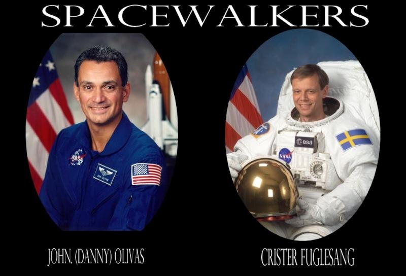 [STS-128] suivi de l'EVA#3 (Olivas et Fuglesang) C11