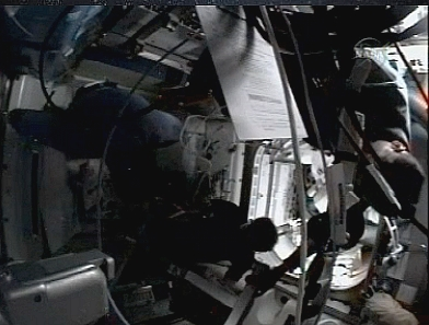 [STS-127: Endeavour] EVA 1 Eva1_110
