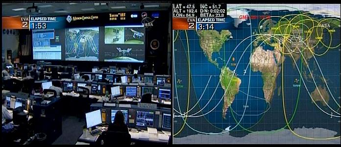 [STS-127: Endeavour] EVA 2 (Wolf & Mashburn) Eva2a10