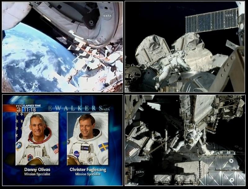[STS-128] suivi de l'EVA#3 (Olivas et Fuglesang) Eva3b10