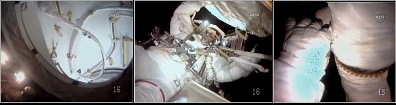 [STS-127: Endeavour] EVA 2 (Wolf & Mashburn) Evac10
