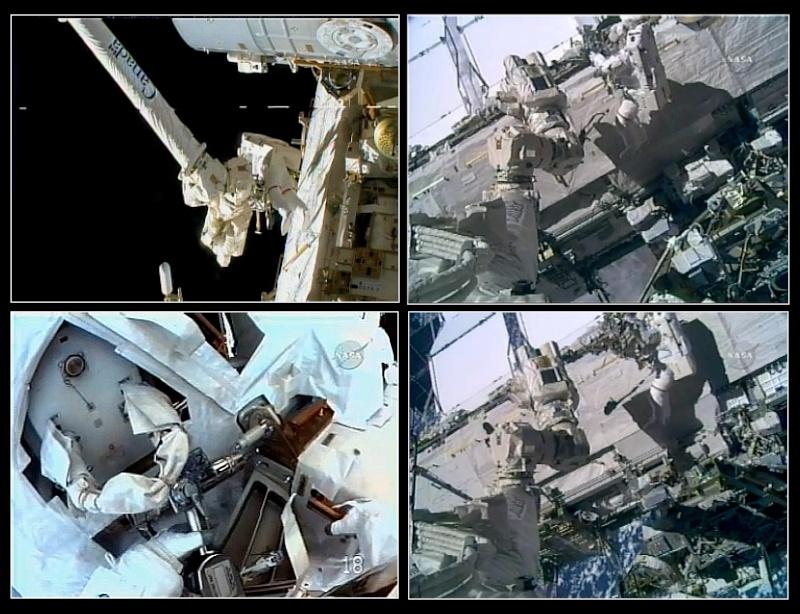 [STS-127: Endeavour] EVA 2 (Wolf & Mashburn) Evaf10