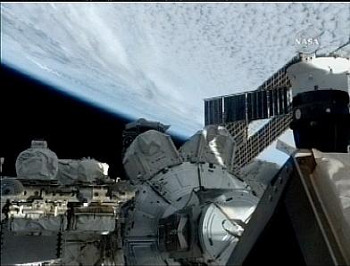 [STS-127: Endeavour] EVA 1 Fd4310