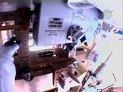 [STS-127: Endeavour] EVA 2 (Wolf & Mashburn) Fd610