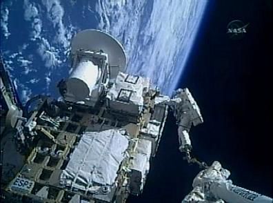 [STS-127: Endeavour] EVA 2 (Wolf & Mashburn) Fd6a10