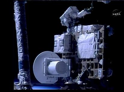 [STS-127: Endeavour] EVA 2 (Wolf & Mashburn) Fd6b10