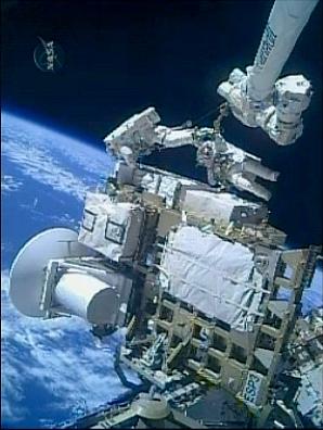 [STS-127: Endeavour] EVA 2 (Wolf & Mashburn) Fd6d10