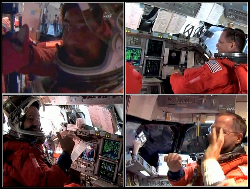 [STS-128: Discovery] suivi de la mission. L3a10