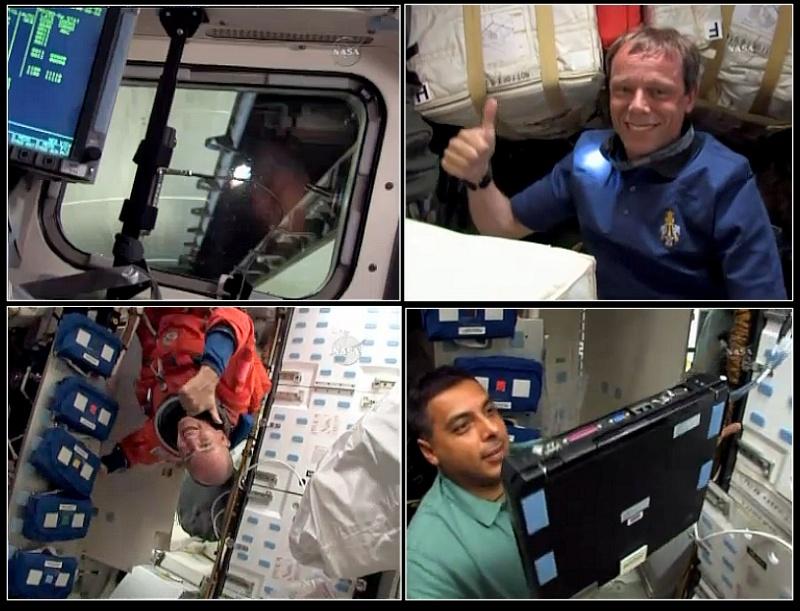 [STS-128: Discovery] suivi de la mission. L3b10