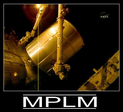 [STS-128: Discovery] suivi de la mission. - Page 4 Mplm10