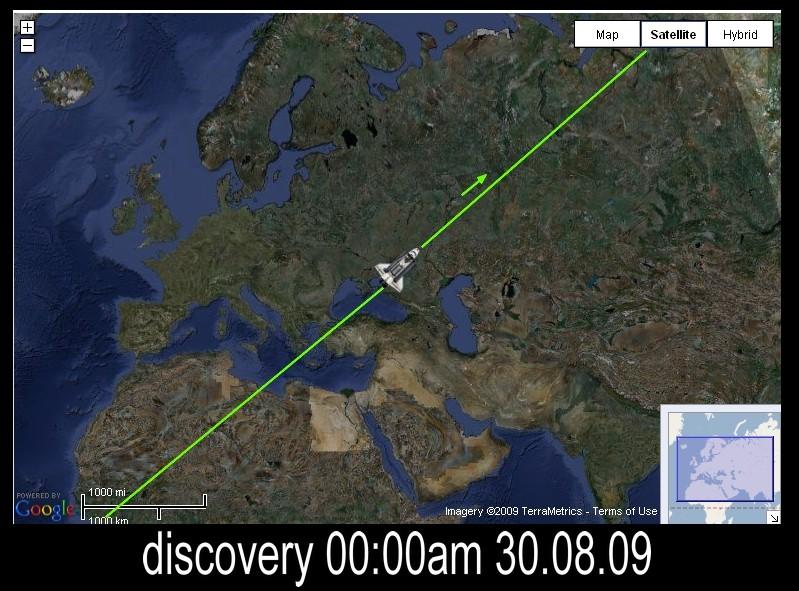 [STS-128: Discovery] suivi de la mission. - Page 2 Positi10