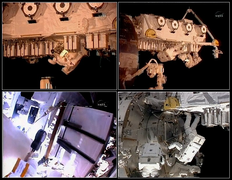 [STS-127: Endeavour] EVA 5 Re510