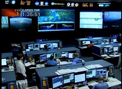 [STS-129] Atlantis EVA#1 (Foreman &Satcher) Sans_165