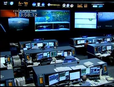 [STS-129] Atlantis EVA#1 (Foreman &Satcher) Sans_168