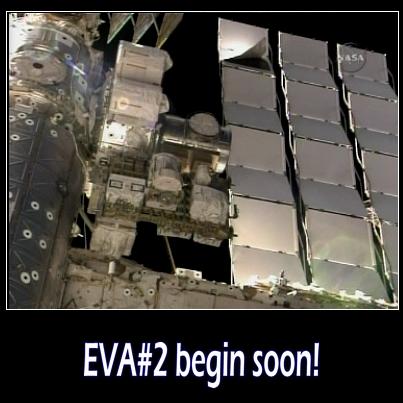 [STS-129] Atlantis : suivi de l'EVA#2 (Foreman & Bresnick) Flight day 6 Sans_175