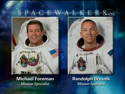[STS-129] Atlantis : suivi de l'EVA#2 (Foreman & Bresnick) Flight day 6 Sans_177