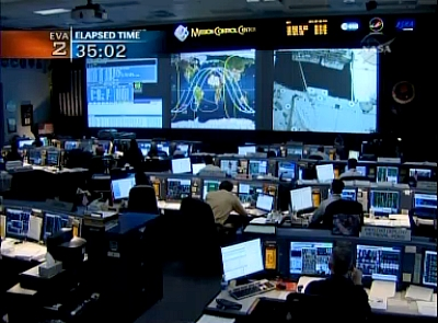 [STS-129] Atlantis : suivi de l'EVA#2 (Foreman & Bresnick) Flight day 6 Sans_178