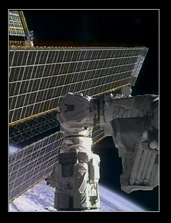 [STS-129] Atlantis : suivi de l'EVA#2 (Foreman & Bresnick) Flight day 6 Sans_179