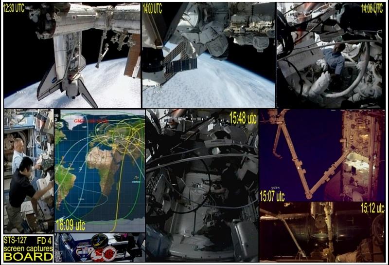 [STS-127: Endeavour] suivi de la mission. - Page 4 Scb110