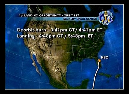 [STS-128] Discovery, retour sur Terre [Edwards] 11/09/2009 - Page 5 Traj10
