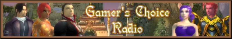 Gamer's Choice Radio Forum