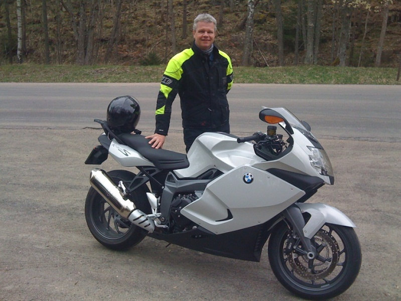 What do you ride? K1300s10