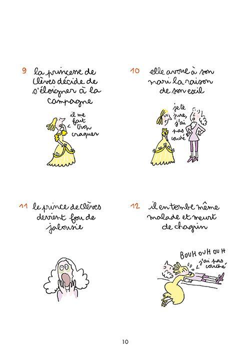 1re : La Princesse de Clèves + parcours - Page 5 1520-410