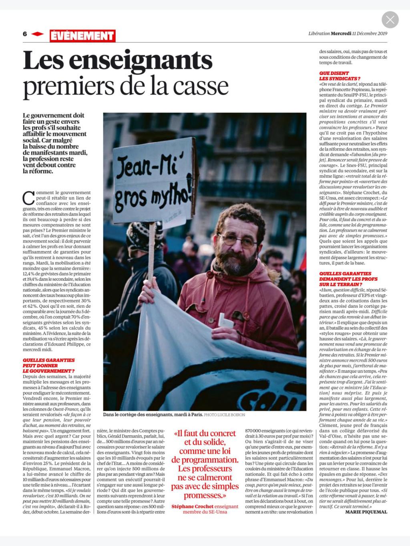 Grève contre la réforme des retraites à partir du 05/12. - Page 27 158aed10