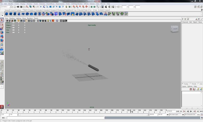 Roquettes / Particules fumée : Plan final Emissi11
