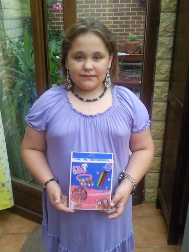 Laure et son kit bracelet petshop Photo022
