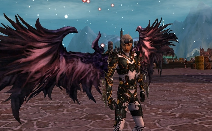 My Aion Wings.. :D Gw99010