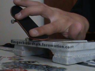 Fingerboard Talk