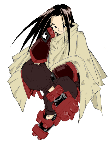 Adding Main (Evil) Character from Shaman King Asakur11