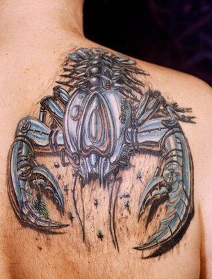 latest lifely 3D tattoo! 3d_tat11