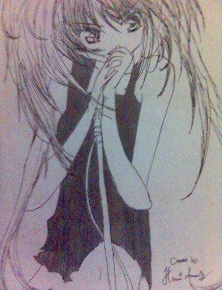 My Drawing of Utau .... 5300_111