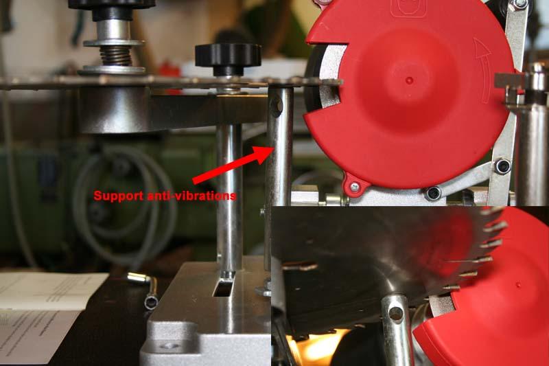 Essais d'une affuteuse de lame de scie circulaire 11_sup10