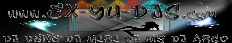 Ex-Yu-DJ's