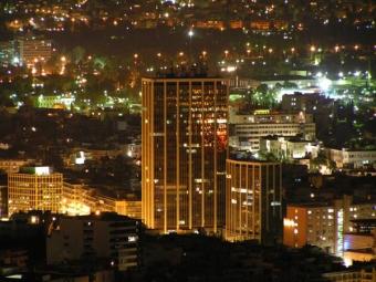Ночная красота Греции Afiny_11