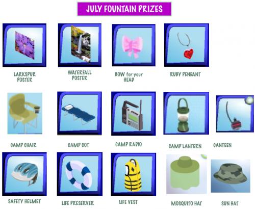 July Fountain Prizes Julyfo10