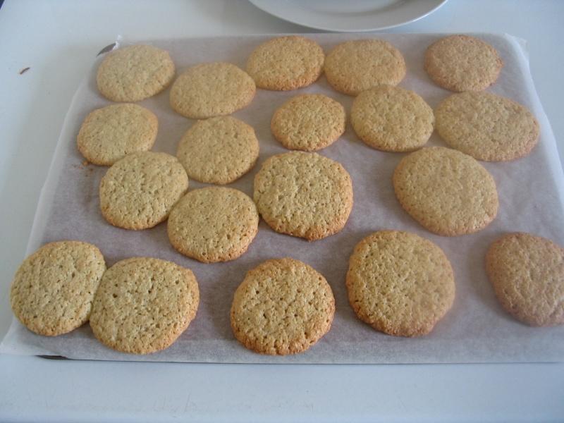 Macarons aux amandes Juille11