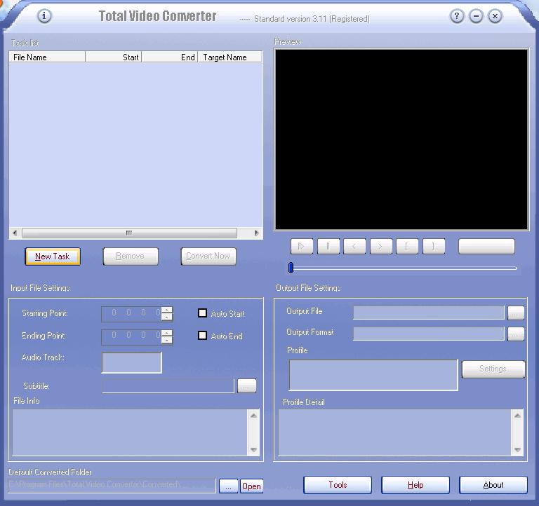 Total Video Converter (4 converting solution ) Attach13