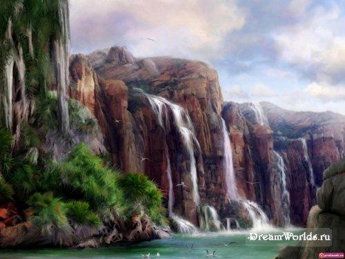 Водопад Ddddd_10