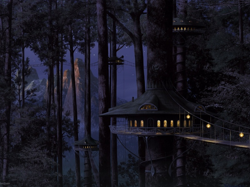 Домик на дереве Nnnddd11
