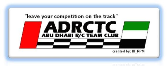 ABU DHABI RC TEAM CLUB  https://adrctc-09.forumotion.com