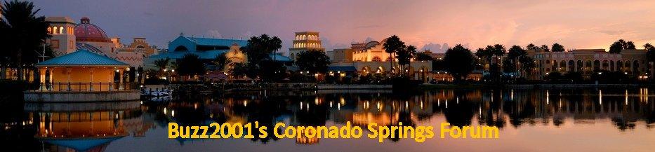 Coronado Springs Resort Forum